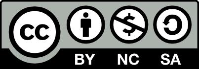 Creative Commons - Namensnennung - Nicht-kommerziell - Weitergabe unter gleichen Bedingungen